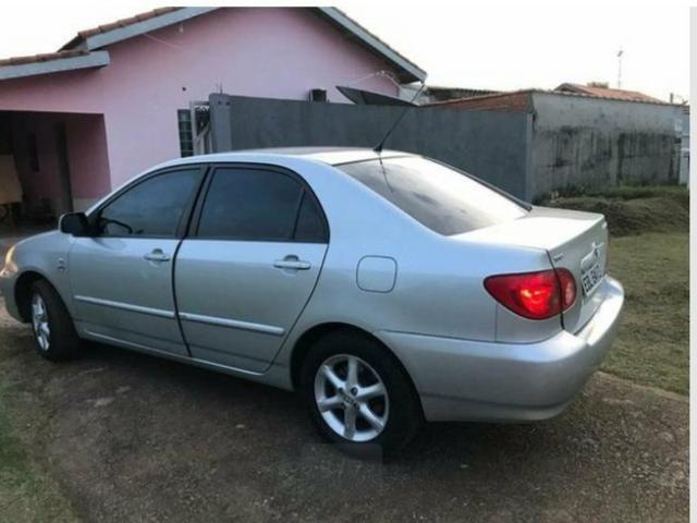 Corolla 1.8 2008 Automático - Foto 3