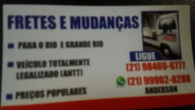 Fretes Marechal Hermes Bento Ribeiro Valqueire Vila Militar Realengo etc - Foto 2