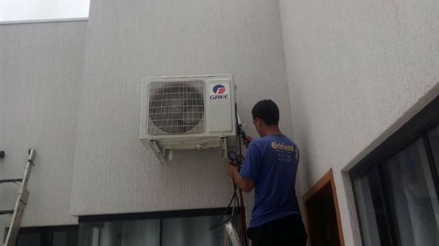 Instalo ar condicionado em Umuarama, Eletricista e instalador profissional!! - Foto 2