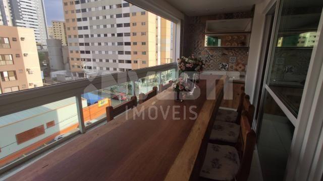Apartamento à venda com 3 dormitórios em Alto da glória, Goiânia cod:620951 - Foto 6