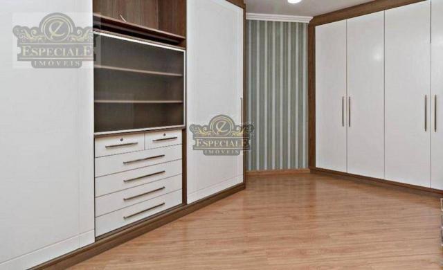 Apartamento para alugar, 176 m² por r$ 3.600,00/mês - bigorrilho - curitiba/pr - Foto 8