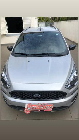 Ford Ka 1.5 aut Freestyle 18/19 - Foto 8
