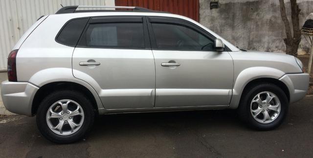 Hyundai Tucson GL 2.0 16V 2010 - Manual - Gasolina - Foto 3