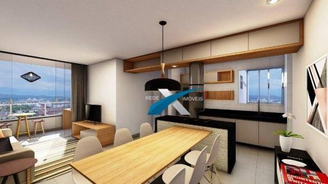 Apartamento com 3 dormitórios à venda, 80 m² por r$ 369.999 - havaí - belo horizonte/mg - Foto 4