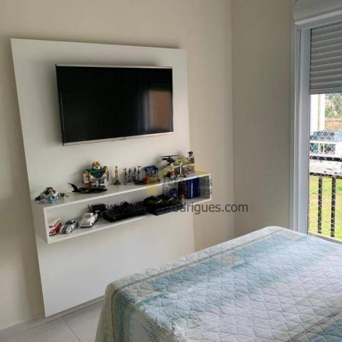 Apartamento com 3 dormitórios à venda, 166 m² por r$ 850.000,00 - condomínio des arts - ta - Foto 7