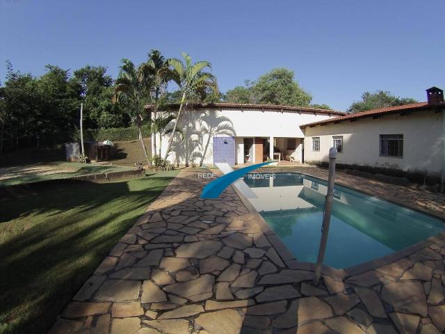 Sítio à venda com casa 3 quartos 75000 m² por r$ 1.800.000 - santo afonso - betim/mg