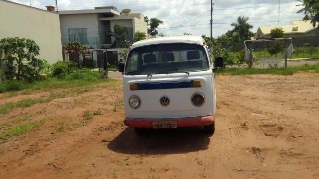 Vendo Kombi 98/99 Gasolina - Foto 2