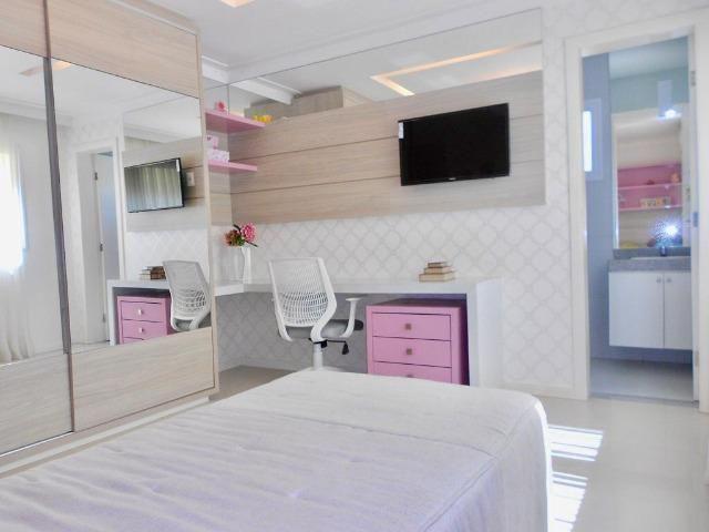 CA0780 - Casa duplex nova em condomínio fechado na Lagoa Redonda - Foto 10