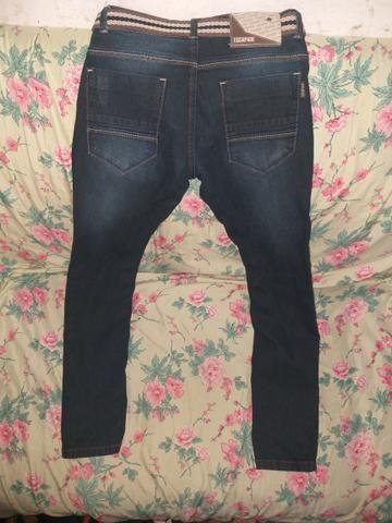 Calça jeans Masculina R$45,00
