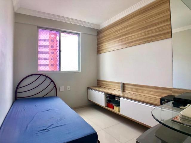Apartamento com 3 quartos no 15° andar do Condomínio Atlântico Sul no Cambeba. AP0685 - Foto 15