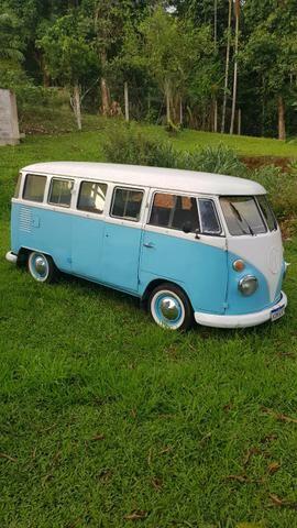 Vendo kombi antiga modelo corujinha1972 - Foto 9