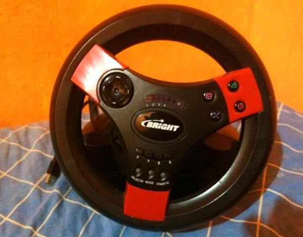 Volante joystick bright - Foto 2