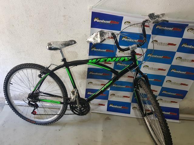 Bicicleta Caiçara Boizão NOVA com Marcha