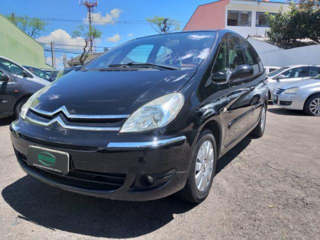 CitroËn xsara picasso 2009 1.6 i exclusive 16v flex 4p manual