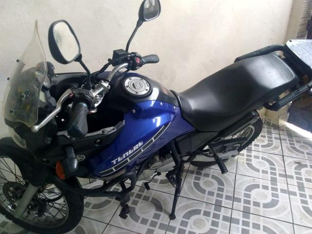 Moto Teneré 250 2014