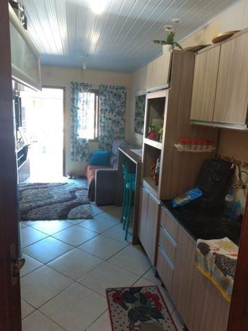 Casa 2 quartos alvenaria pronta pra financiamento sapucaia do sul - Foto 4