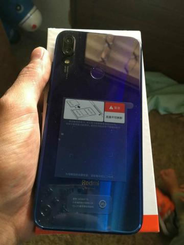 Xiaomi redmi note 7 troco por outro - Foto 3