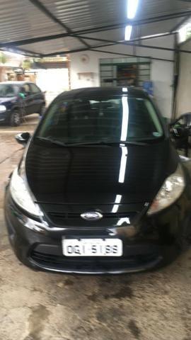 New Fiesta 1.6 Preto - Foto 5