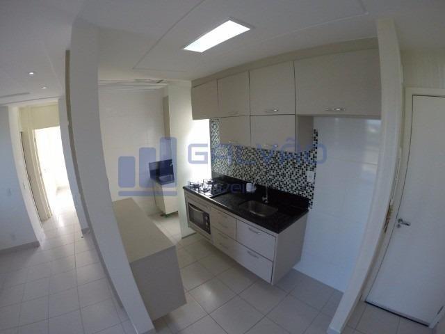 MR- Excelente apartamento na Praia da Baleia, 2Q com suíte e Varanda Gourmet - Foto 6