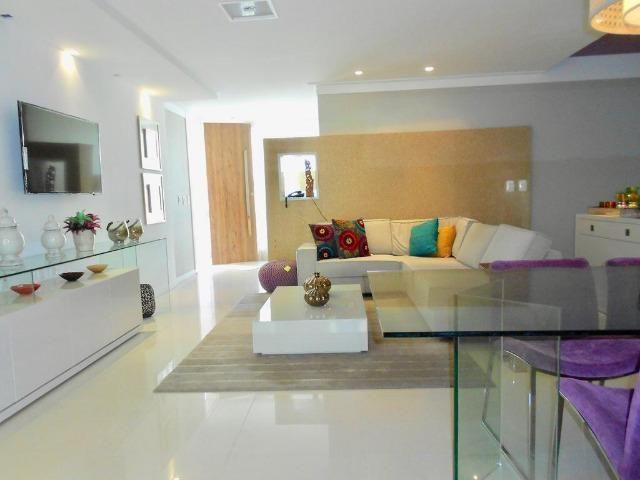 CA0780 - Casa duplex nova em condomínio fechado na Lagoa Redonda - Foto 5