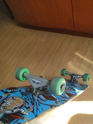 Skate Completo - Ótimas peças!!! - Foto 3