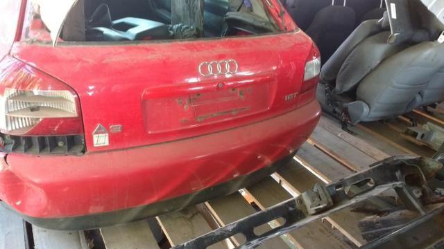 Sucata Audi A3 1,8 Turbo 180 cv 2002 - Motor Câmbio Peças Acessórios - CDV Credenciado - Foto 3