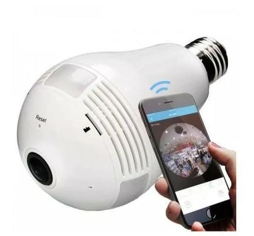Lampada Camera Espiã - Foto 3