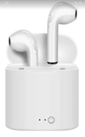 Fone De Ouvido Bluetooth AirPods Android S/fio - baixou valor - Foto 4