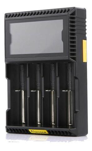 Carregador Universal Inteligente De Pilhas Recarregáveis - Foto 2