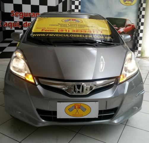 Honda - Fit Lx Único Dono / Impecável! Mod 2013 - Foto 2