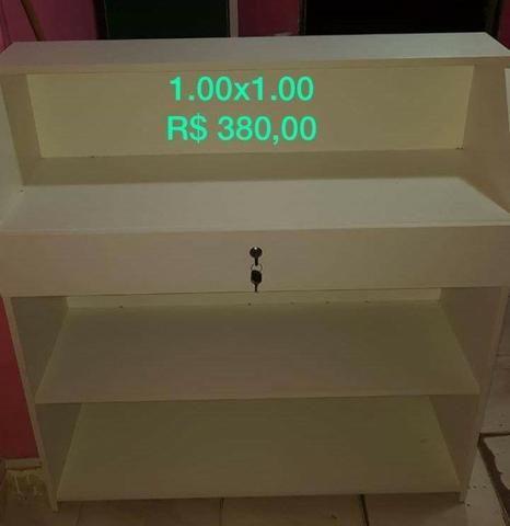 Balcões a partir de R$ 280,00em mdf15mm vários modelos e preços - Foto 3