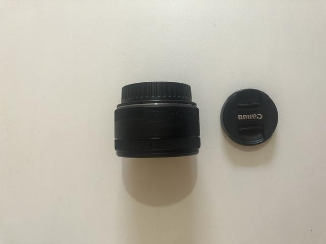 Lente Cânon EF 50mm - Foto 5