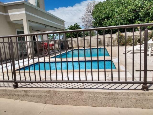 """""""49 Mil""""+ prestações-apto semi novo com piscina-salão de festas, portaria 24 horas."""