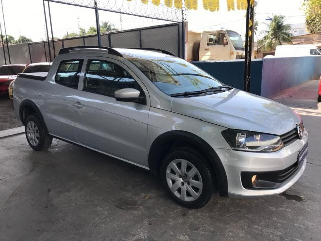 VOLKSWAGEN SAVEIRO 2014/2015 1.6 MI TRENDLINE CD 8V FLEX 2P MANUAL - Foto 7