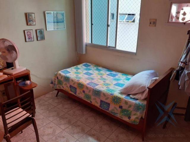 Apartamento com 3 dormitórios para locação ou venda, 150 m² por r$ 500.000 - meireles - fo - Foto 14