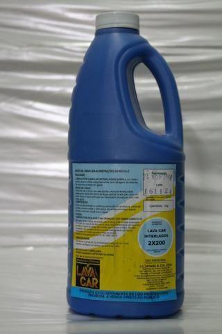 Shampoo automotivo concentrado 2 litros rendem 200 litros