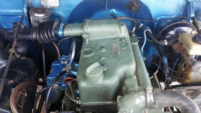 Toyota Bandeirante a Diesel - Foto 10