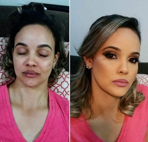 Promoção Maquiagem e Penteado Domicílio - Foto 3