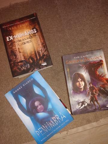 Vendo livros ou troco - Foto 2