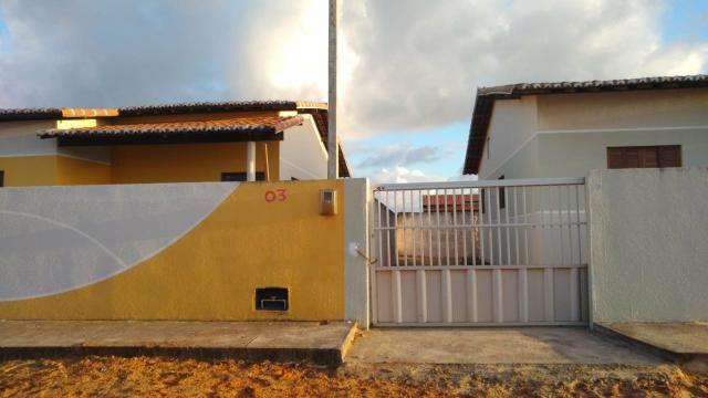Aluga - se imóveis em touros - rn na avenida praia de touros, loteamento praia do farol - Foto 4