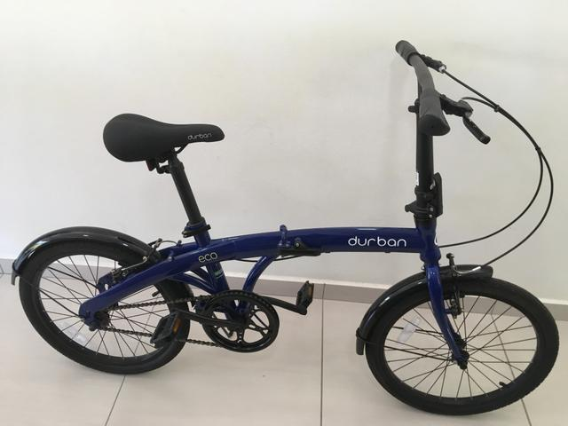 Bicicleta Aro 20 Dobrável - Foto 5