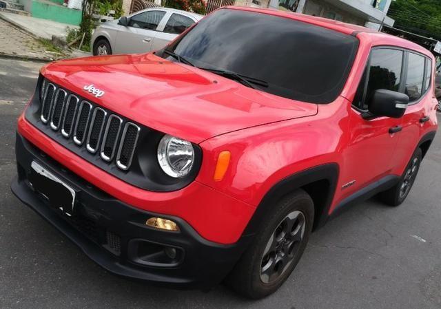 Jeep renegade Sport 2015/2016
