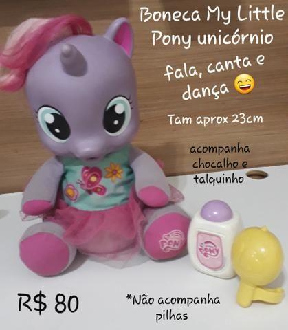 My little Pony bebe risadinha