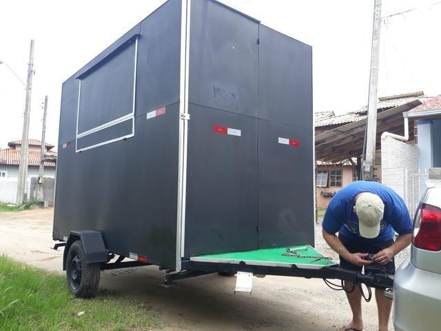 Vendo foodtruck foodtrailer - Foto 3