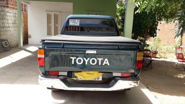 Toyota Hillux 2.8 Diesel 4x4 2001 - Somente Wattsapp * - Foto 5