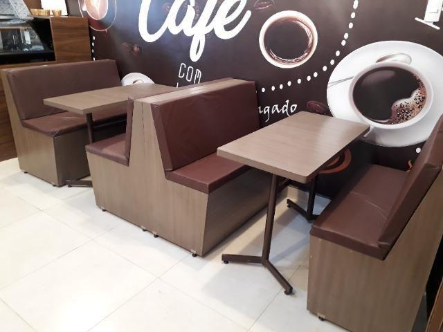 Mesas e cadeiras de ferro - Foto 5