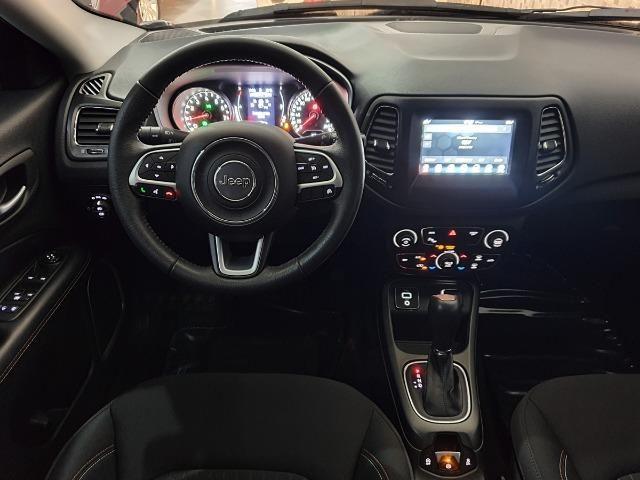 Jeep Compass Sport 2.0 16v Flex 2019 Vermelho Único Dono - Foto 6
