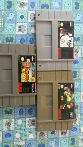 Super Nintendo - Foto 5