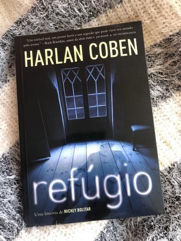 Livro: Refúgio - Harlan Coben