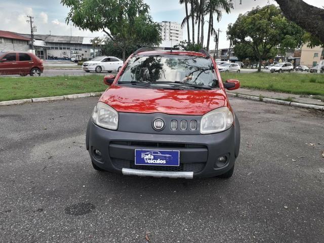 Fiat Uno Way 2012 1.0 COMPLETO SO COM WELINGTON - Foto 2
